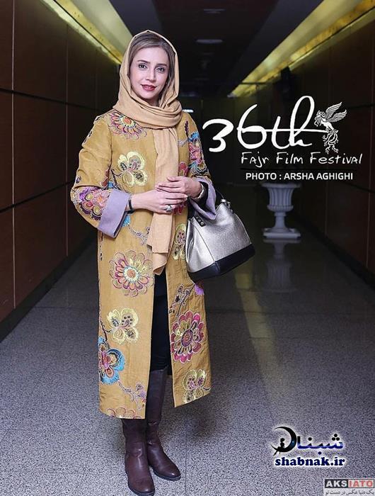 شبنم قلی خانی در جشنواره فیلم فجر 96