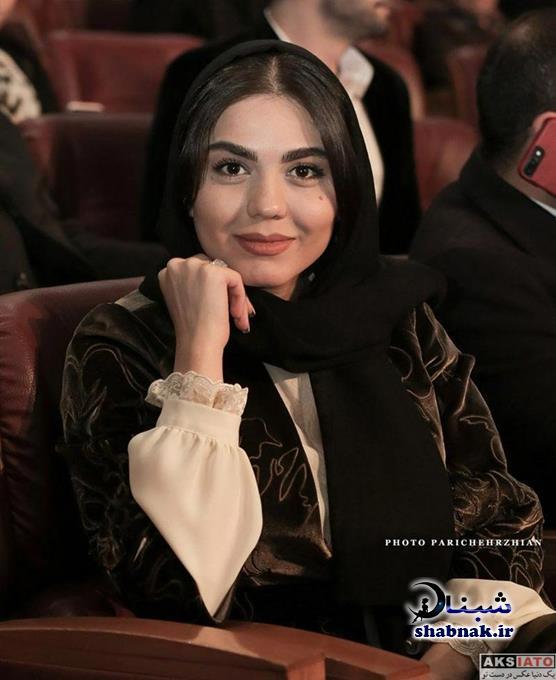 آزاده زارعی در جشنواره فیلم فجر 96