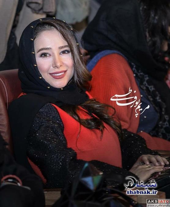 الناز حبیبی در جشنواره فیلم فجر 96
