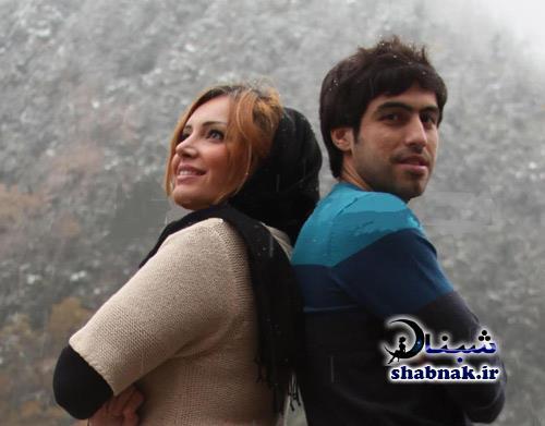 بیوگرافی خسرو حیدری و همسرش,تصاویر خصوصی خسرو حیدری