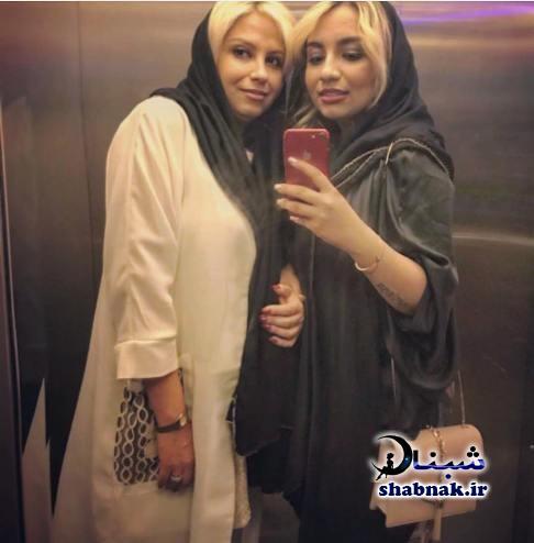 مریم گلرو همسر اول مهراب قاسم خانی