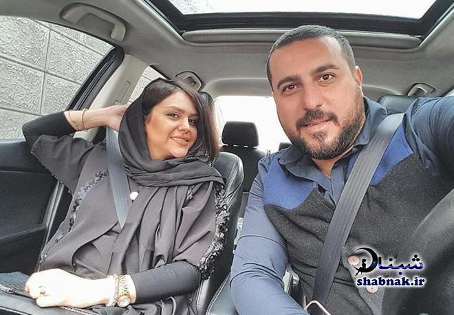 بیوگرافی محسن کیایی و همسرش
