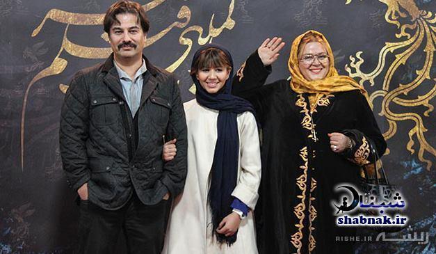 بیوگرافی پیمان قاسم خانی و دخترش پریا