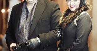 بیوگرافی سالار عقیلی و همسرش حریر شریعت زاده