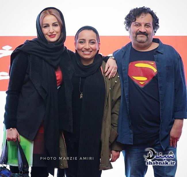 مهراب قاسم خانی و دخترش نیروانا