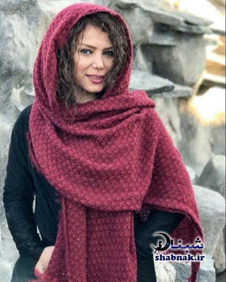 بیوگرافی شراره درشتی همسر رضا ژیان +تصاویر شراره درشتی