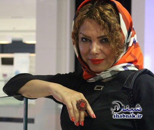 بیوگرافی شراره درشتی همسر رضا ژیان,تصاویر شراره درشتی