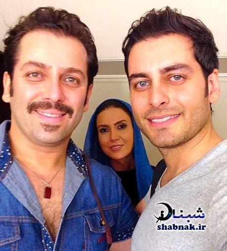 بیوگرافی احمد پور خوش و همسرش