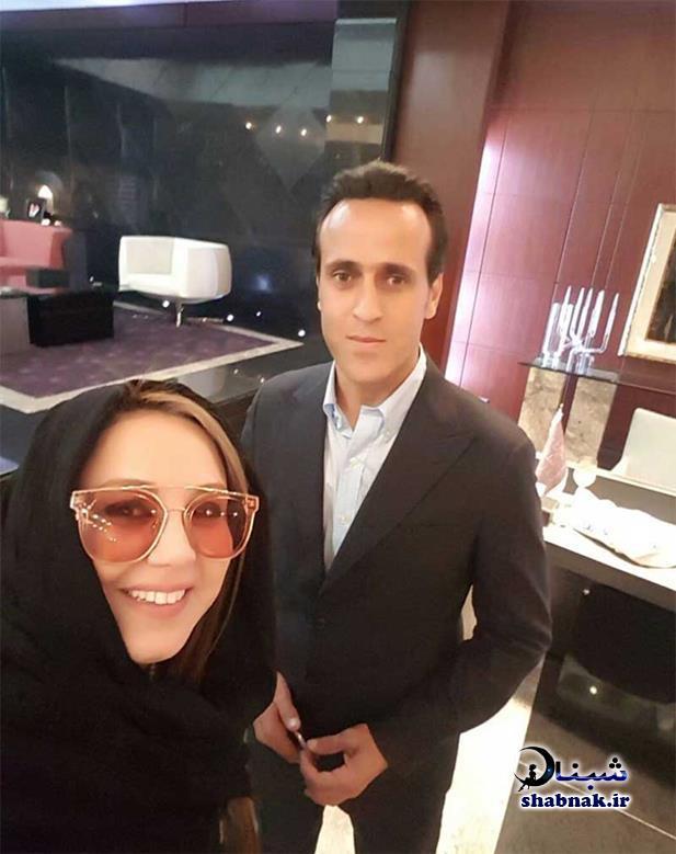 بیوگرافی علی کریمی,همسر علی کریمی