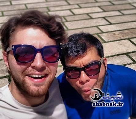 امیرحسین فتحی بازیگر نقش صابر عاشق شیرین در شهرزاد