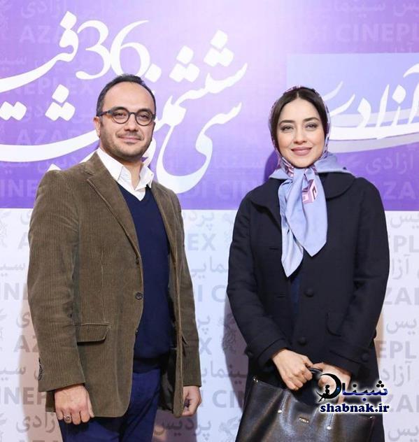 بیوگرافی بهاره کیان افشار و همسرش