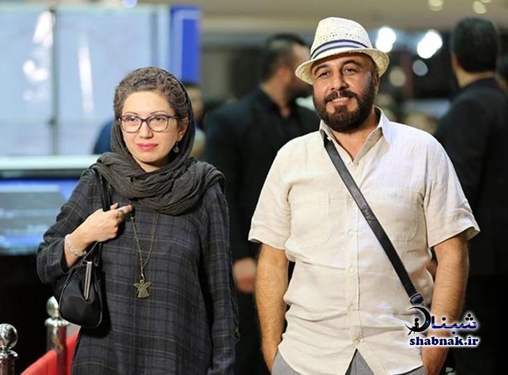 """بیوگرافی رضا عطاران و تصاویر همسر """"رضا عطاران"""""""