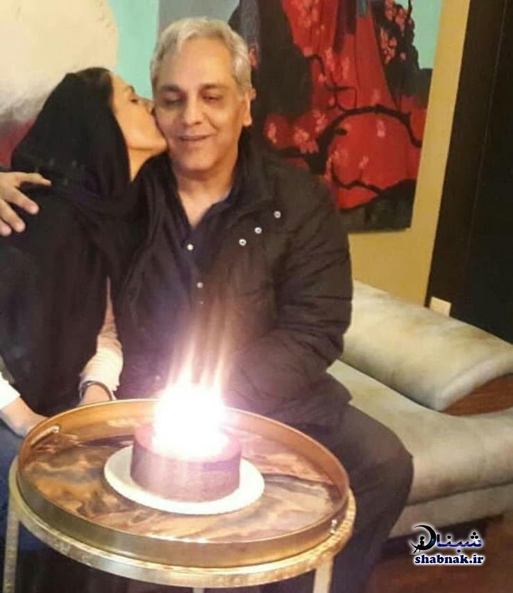 عکس های شهرزاد مدیری در جشن تولدش
