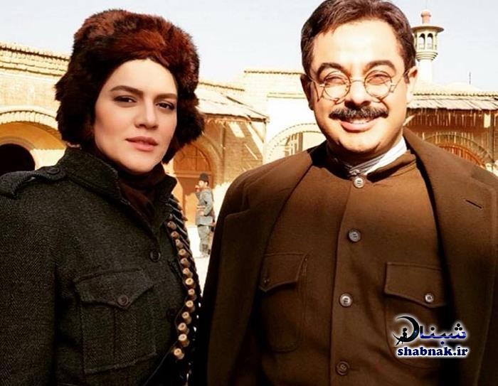 بیوگرافی شایسته ایرانی بازیگر نقش نینا در سریال ستار خان