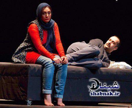 بیوگرافی احمد مهرانفر و همسرش مونا فائز پور