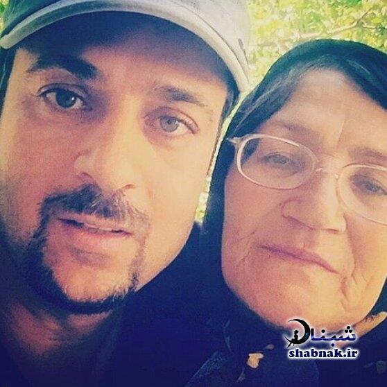 بیوگرافی احمد مهرانفر و مادرش,مادر احمد مهرانفر