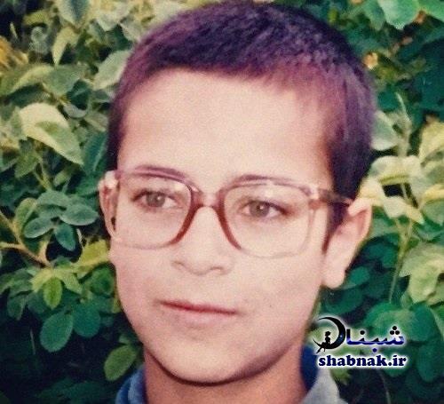 کودکی احمد مهرانفر