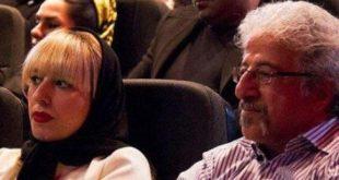 بیوگرافی علیرضا خمسه و همسر و دومش + عکس های خانواده