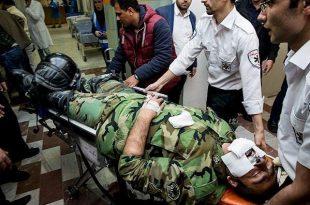 عکس های دلخراش از تلفات چهارشنبه سوری