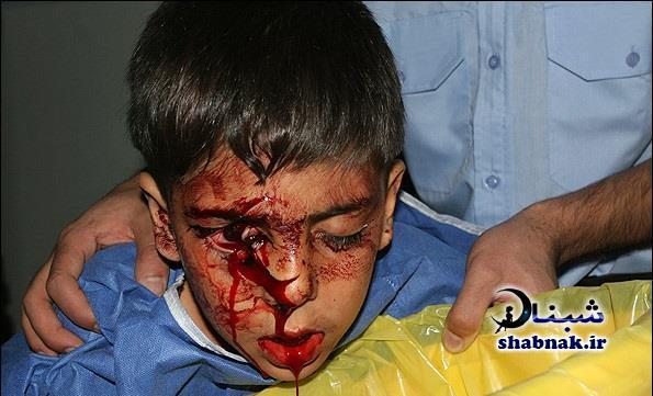 عکس کور شدن در چهارشنبه سوری