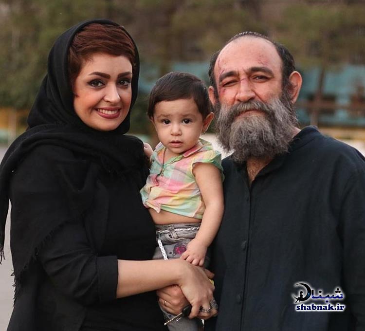 بیوگرافی هدایت هاشمی و همسرش مهشید ناصری