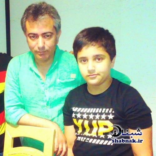 بیوگرافی محمدرضا هدایتی و پسرش هامون