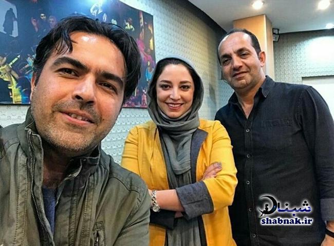 بیوگرافی علیرضا جلالی تبار و همسرش