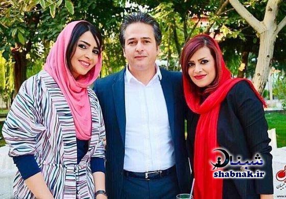 امیر تاجیک و همسرش + بیوگرافی و خانواده امیر تاجیک