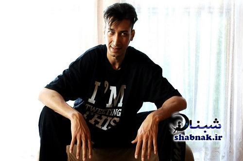 بهرام افشاری بازیگر نقش بهتاش در پایتخت