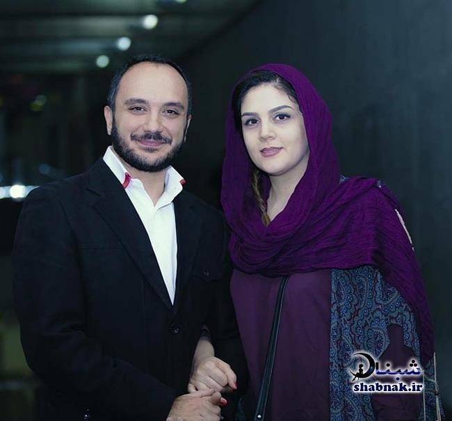 بیوگرافی احسان کرمی و همسرش