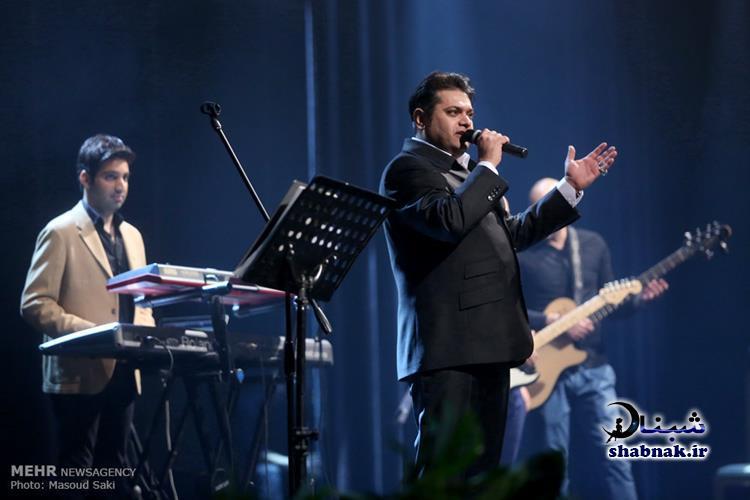 کنسرت غلامرضا صنعتگر