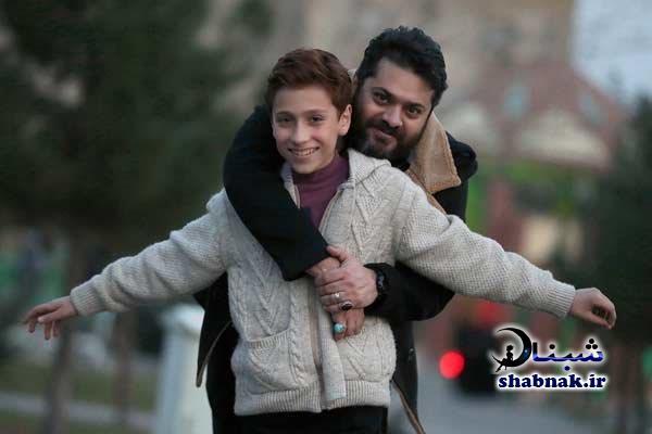 بیوگرافی غلامرضا صنعتگر و پسرش