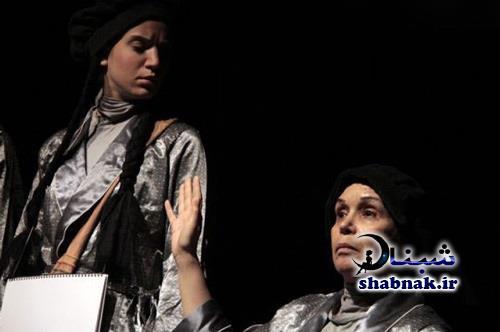 maryam naghavi 2 - بیوگرافی فاطمه نقوی همسر آتیلا پسیانی +تصاویر