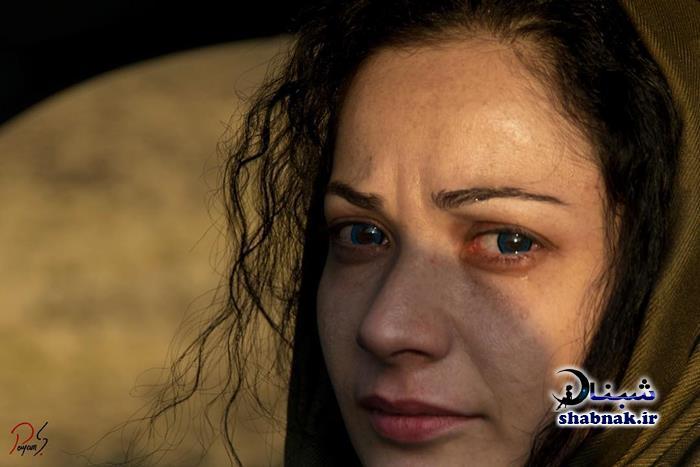 نسرین نصرتی بازیگر نقش فهیمه در پایتخت