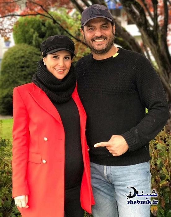عکس های همسر سام درخشانی (عسل امیرپور)