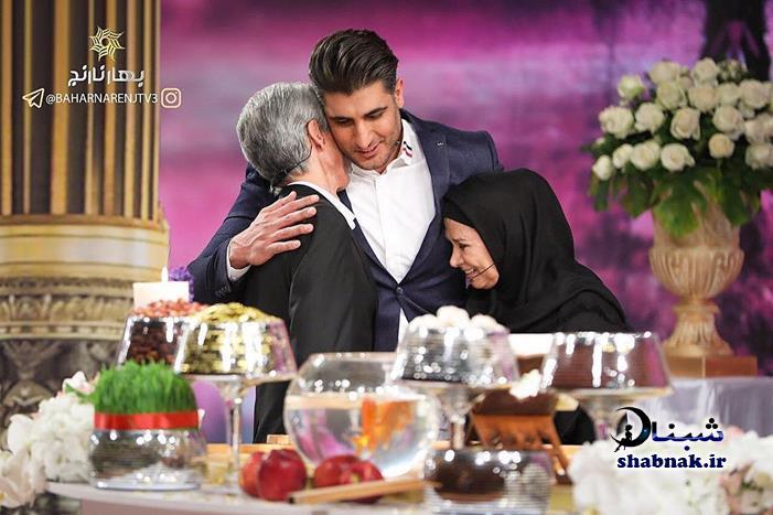 بیوگرافی شهاب مظفری و پدر و مادرش