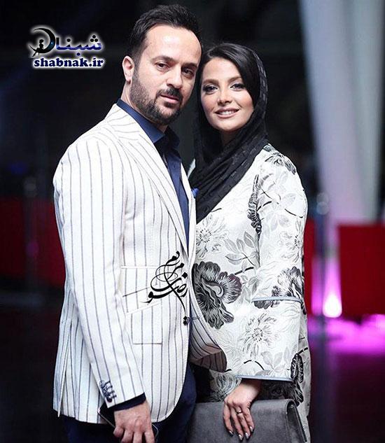 بیوگرافی احمد مهرانفر و همسرش مونا فائز پور +تصاویر