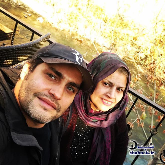 بیوگرافی امیرمحمد زند و مادرش