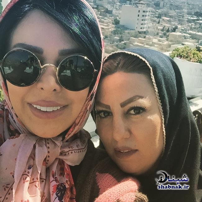 Felor nazari shabnak.ir 4 - بیوگرافی فلور نظری و همسر فلور نظری + ماجرای طلاق