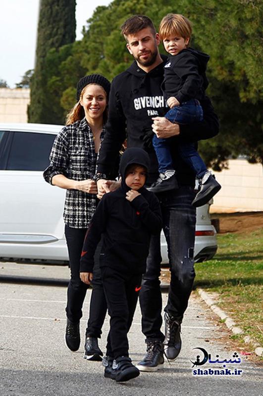 بیوگرافی جرارد پیکه و همسر جرارد پیکه +تصاویر خانوادگی