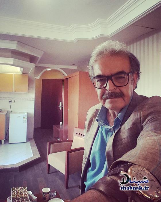Hamid lolaii 4 - بیوگرافی حمید لولایی و همسر حمید لولایی و دخترش +تصاویر