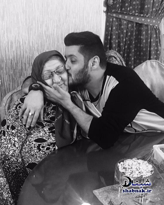 بیوگرافی مهران رنجبر و مادرش