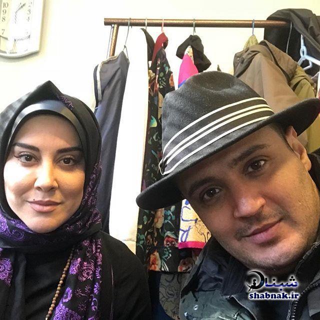 بیوگرافی مهران رنجبر و همسرش +ماجرای ازدواج و تصاویر