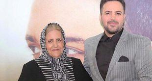عکس مادر علی عبدالمالکی و درگذشت مادر علی عبدالمالکی