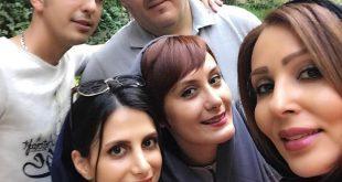 بیوگرافی پرستو صالحی و همسرش +تصاویر ازدواج پرستو صالحی