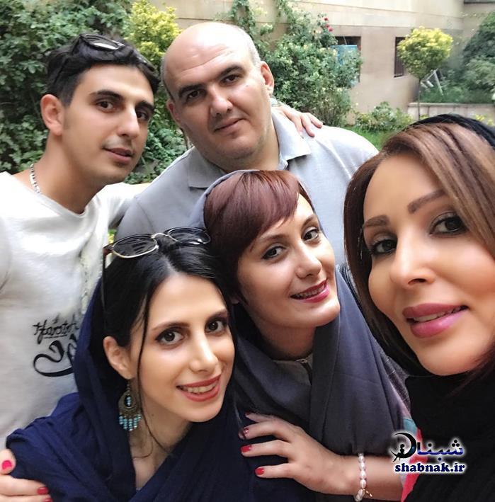 بیوگرافی پرستو صالحی,برادر پرستو صالحی