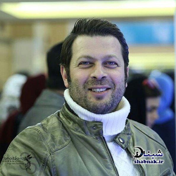 Pejman Bazeghi shabnak.ir 8 - ییوگرافی پژمان بازغی و مستانه مهاجر همسر پژمان بازغی +تصاویر