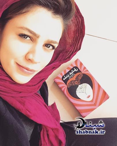 بیوگرافی شیدا خلیق دختر ناهید مسلمی + همسر و تصاویر