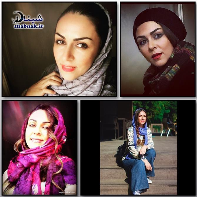Shiva Ebrahimi 3 - بیوگرافی شیوا ابراهیمی و همسرش +عکس های خانوادگی
