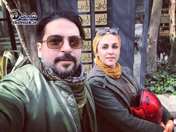 Shiva Ebrahimi 7 - بیوگرافی شیوا ابراهیمی و همسرش +عکس های خانوادگی